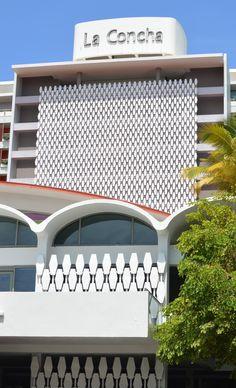 Fachada de La Concha Resort