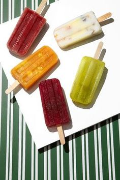 Five homemade pops that will blow your mind—and the popsicle stand
