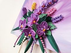 Quilling :) flowers