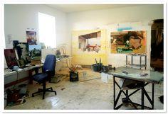 Jessica Kirkpatrick's studio  #onetowatch