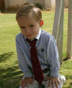 Boys neck tie PDF sewing pattern ebook size 6 months by sadiejames, $5.00