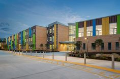 Image 18 of 25 from gallery of Woodland Elementary School / HMFH Architects. Photograph by Ed Wonsek Education Quotes For Teachers, Education College, Elementary Education, Facade Design, Exterior Design, School Building, Education English, English Teachers, Educational Programs