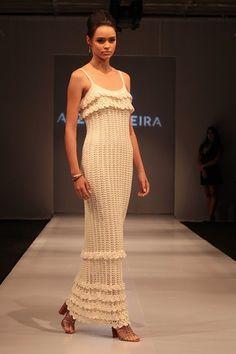 Crochetemoda Блог: Из Alzira Vieira