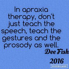 Don't just teach the speech. The importance of co-articulation and prosody in the treatment of CAS - SLP Mommy of Apraxia Speech Language Therapy, Speech Language Pathology, Speech And Language, Speech Therapy, Stroke Therapy, Childhood Apraxia Of Speech, Therapy Activities, Therapy Ideas, Teaching