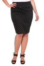 I don't know if I can pull off the pencil skirt look, but I sure want to try!
