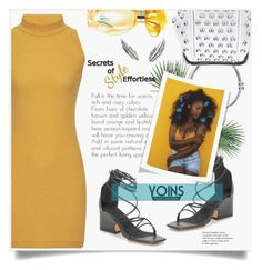 """""""YOINS summer dress"""" by ainzme on Polyvore featuring GUESS, LeiVanKash, yoins, yoinscollection and loveyoins"""