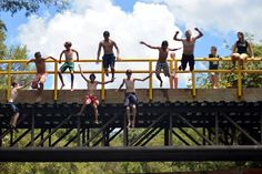 Llanos Orientales Summer CAMP