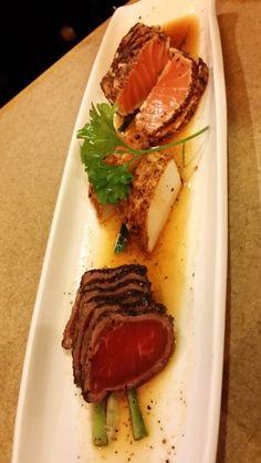 Review: Fushimi Japanese Cuisine | live.love.obsess. Steak, Live, Food, Meal, Eten, Steaks, Meals, Beef