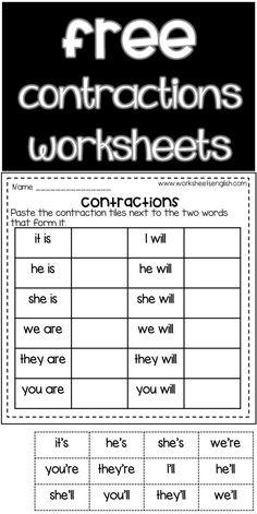 2nd Grade Reading Worksheets, Worksheets For Class 1, Summer Worksheets, English Worksheets For Kids, Phonics Worksheets, Homeschool Worksheets, English Activities, Homeschooling, Spelling Activities