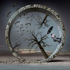 Routine. By Igor Morski.