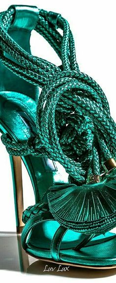 Brian Atwood Forever Green, Shades Of Teal, Fifty Shades, Becoming A Model, Teal Green, Aqua, Green Colors, Brian Atwood, Fashion Heels