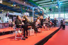 Estilo MLG, Salón de Peluquería, Barbería, Estética y Belleza, celebrado en el Palacio de Ferias y Congresos de Málaga (FYCMA) del 11 al 13 de junio de 2016   #EstiloMLG www.estilomlg.com