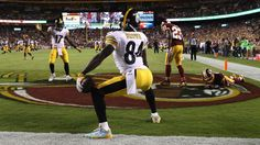 Antonio Brown fined for TD twerk blue cleats