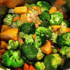 Sooo Paleo: Broccoli Butternut Soup