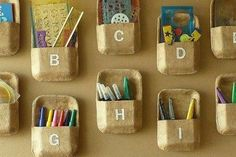 Como reaproveitar bandejas de isopor | Reciclagem no Meio Ambiente – O seu portal de artesanato com material reciclado