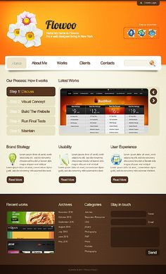 Flowoo Design WordPress Themes by Astra