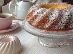 VÍKENDOVÉ PEČENÍ: Bábovka s mascarpone Slovak Recipes, Pound Cake, Tiramisu, Tea Time, Food To Make, French Toast, Cheesecake, Dessert Recipes, Food And Drink