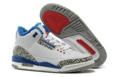 new style dec69 13d98 Cheap Jordan 3 Shoes 2012 Men Woollen Blanket White Blue Red, cheap Jordan  If you want to look Cheap Jordan 3 Shoes 2012 Men Woollen Blanket White  Blue Red, ...