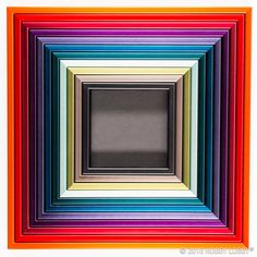 Add vibrant pops of color to your walls with new metal frame mouldings. Which color suits your space?