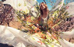 Blumarine Spring-Summer 2013 Advertising Campaign