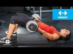 Ashley Horner's Glutes Workout: Maximum Maximus