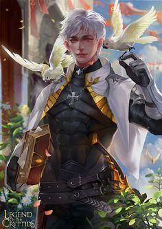 ArtStation - Card, Yuanming Ma