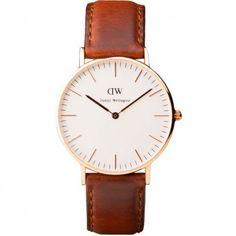 Daniel Wellington Watch - Classic St. Andrews - Ladies - Rose gold...love this one...Nakina.