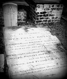 They Sparkled, Were Exhaled and Went to Heaven (Tombstone Tuesday) | Southern Graves