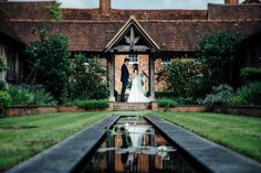 2016  wedding venue Great Fosters Hotel  Derby photographer