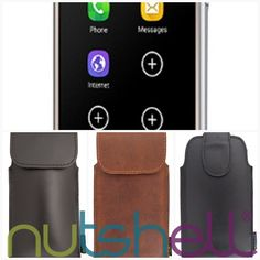 Samsung Galaxy On7 Pro Smartphone Holster  #nutshell #smartphone #belt #leather #holster #smartphoneprotection #loop #strong #madeinnewzealand #clip