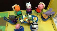 Peppa Pig in italiano. Peppa Pig cucina i biscotti per i suoi amici. Pep...