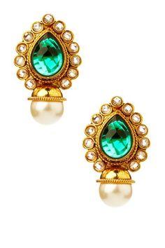 Bansri  Sunaina Earrings  $20.00