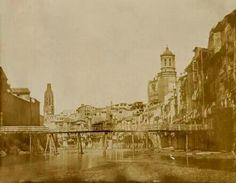 1852. La foto més antiga de Girona
