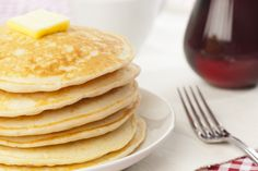 Embassy Suites Breakfast Time - Embassy Suites by Hilton Pancakes For One, Pancakes From Scratch, Pancakes Easy, Buttermilk Pancakes, Pancake Muffins, Pancake Stack, Free Breakfast, Breakfast Time, Quick And Easy Pancake Recipe