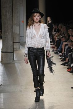 Zadig & Voltaire SS 2014 FASHION SHOW