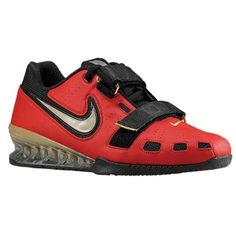 Cyclone colors. Perrrrrfect! Yes please. Definitely going on my want-list! Nike Romaleos 2 powerlifting shoe <3