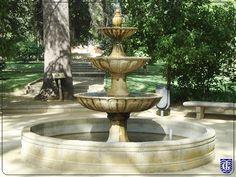 fuentes y jardines exteriores - Buscar con Google