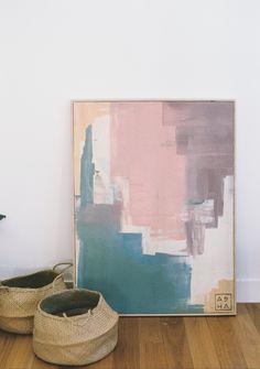 Art Inspo, Painting Inspiration, Art Diy, Diy Wall Art, Diy Artwork, Blog Art, Art Design, Oeuvre D'art, Art Drawings