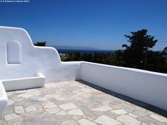 Little sea view house for sale in Drios, Paros, the Cyclades, Greece.