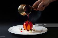 Stock Photo : Raspberry Coulis Red Chocolate, Raspberry, Army, Gi Joe, Military, Raspberries