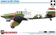 This version still had the early landing gear covers, and was powered by a Junkers Jumo Fighting Plane, Dog Fighting, Heroes And Generals, Air Fighter, Ww2 Planes, Landing Gear, Military Diorama, Ww2 Aircraft, Aviation Art
