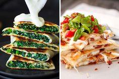 17 Delicious Quesadillas That Taste Like A Million Bucks