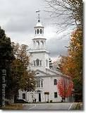Old First Church in Bennington, Vermont. This beautiful church has been where the woman in my family have walked down the isle.. and where I hope to as well someday!