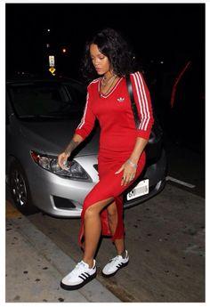 Adidas done RiRi Style!