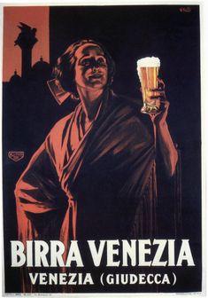 Manifesto pubblicitario d'epoca, 1913-1929
