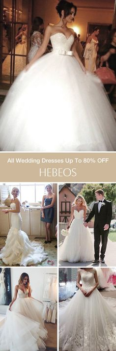 1bc668fd4fa  Hebeos wedding Dresses on sale now! Up to 80% Off   Free Custom