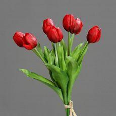 Lalele artificiale rosii - 40 cm