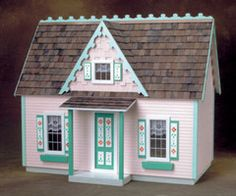 Victorian Cottage Jr. Kit by Real Good Toys