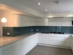 Coloured Glass Kitchen Splashbacks, Worktops Kitchen Splashback Ideas