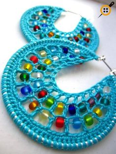 Face shapes that look beautiful with crochet earrings crochet earrings our sharing is 20 diy crochet earring ideas that you can easily try UZFLFQO Knitting PatternsKnitting HumorCrochet PatternsCrochet Bag